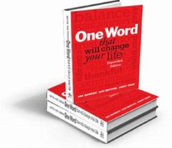 one word book